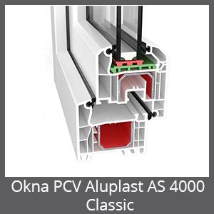 okna aluplast as 4000 classic